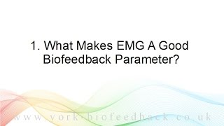 EMG (Muscle Tension) Biofeedback & How It Helps With Stress Management