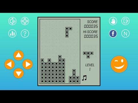 Brick Game - Mobile - Gameplay
