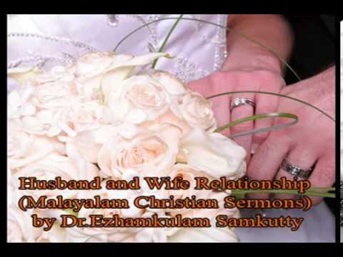 husband and wife relationship malayalam christian