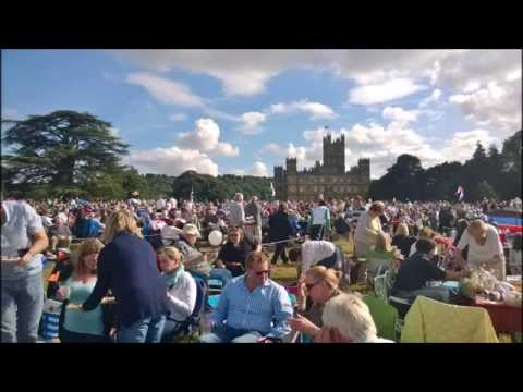 Battle Proms Concert, Highclere Castle, England, 2015