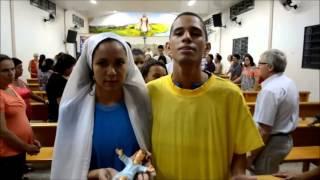 Celebração do Natal na Jesus Bom Pastor  - 24/12/13