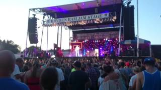 are you with me easton corbin live old settlers days 2016