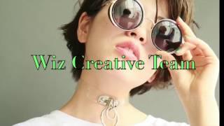 千葉で大人気の美容室Wizのクリエイティブチームのイルミナカラー撮影会.
