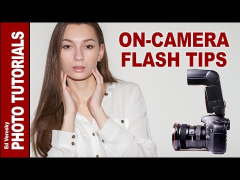 On Camera Flash Photography Tips