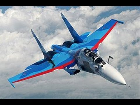 Top 5 Russian aircraft [HD]