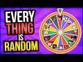 RANDOM Brawlers with Randoms! Lucky or Unlucky?! Spin the Wheel!