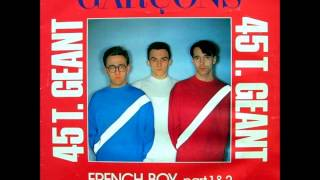 garçons - french boy part 1 & 2