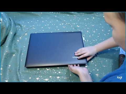 распаковка ноутбука Lenovo Ideapad 330-15AST.