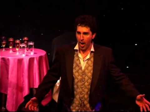 CMS Entertainment Solutions Presents Mark Luther, International Tenor