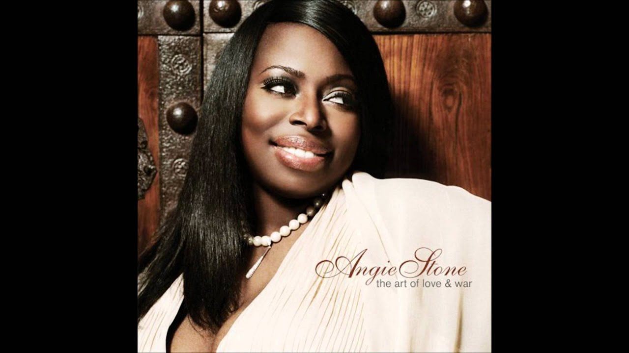 Angie Stone-Take Everything In - YouTube