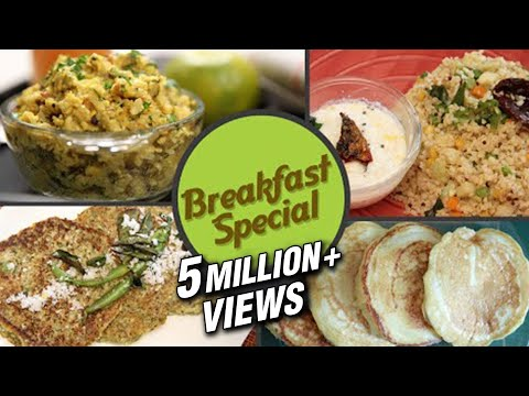 Breakfast Special | Quick And Easy To Make Breakfast Recipes