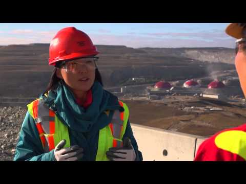 Living The Mining Dream - Denise Shackelly (Mill Maintenance Electrician)