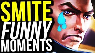 MYTHYMOO LOSES?? - SMITE FUNNY MOMENTS