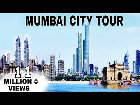MUMBAI City Full View (2018) Within 5 Minutes || Mumbai || Mumbai City Tour 2018 || Mumbai City ||
