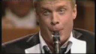 Martin Fröst, Mozart Clarinet Concerto part 1