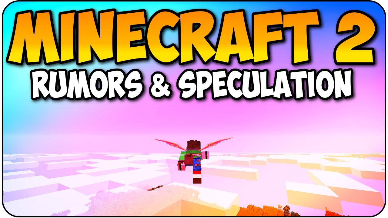 Minecraft Rumors Speculation The Next Minecraft Game By Mojang - Minecraft nutzliche spielerkopfe