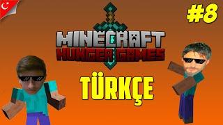 Türkçe Minecraft Hunger Games   Boynu Bükükler   Bölüm 8