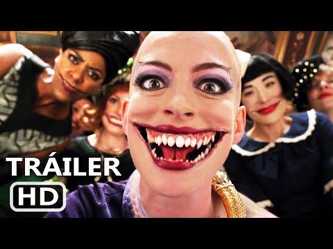 LAS BRUJAS Tráiler Español Latino DOBLADO 2 (Nuevo 2020) Anne Hathaway, Octavia Spencer