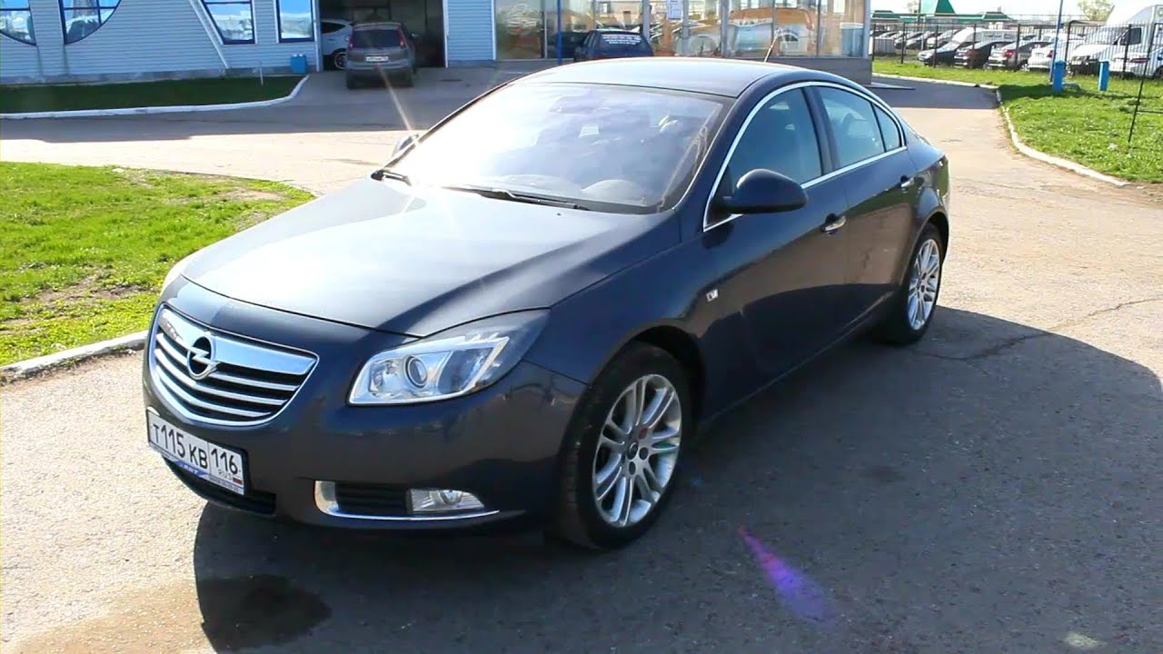 2009 opel insignia start up engine and in depth tour. Black Bedroom Furniture Sets. Home Design Ideas
