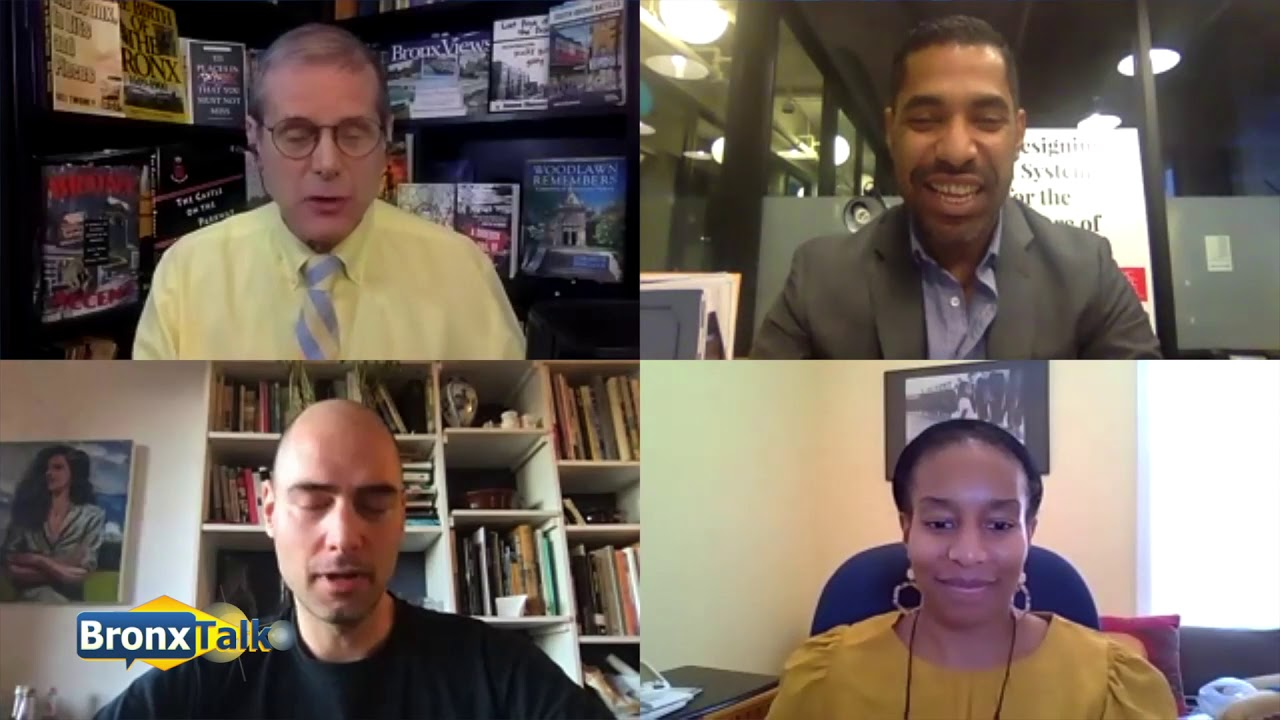 BronxTalk I January 11, 2021 Inclusive Growth Initiative