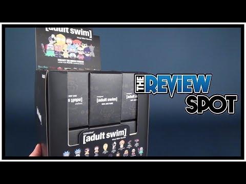 Collectible Spot | Kidrobot Adult Swim Mini Series Case OPENING!