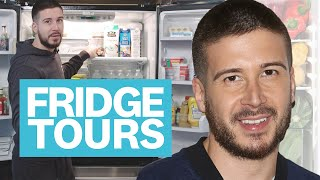 Download Vinny From Jersey Shore Shows Us His Totally Keto Fridge | Fridge Tours | Women's Health