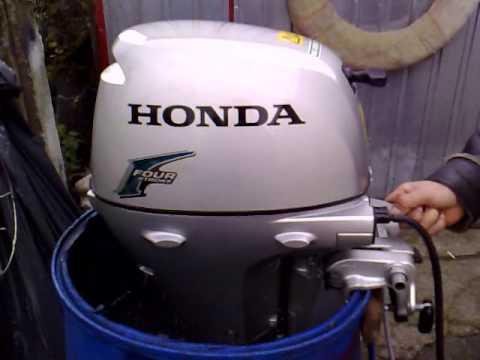Honda bf 8 hp outboard motor 2006r four stroke 4 suw for Honda four stroke outboard motors