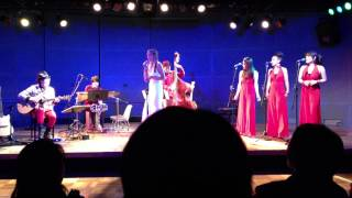 Liza Villegas×Sugio Hiroshi Acoustic Christmas Concert @ ACROS fuku...