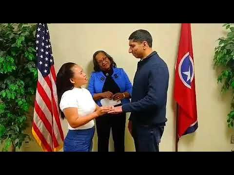 Lives Together Begins / Nashville Davidson County Clerk (court) Marriage