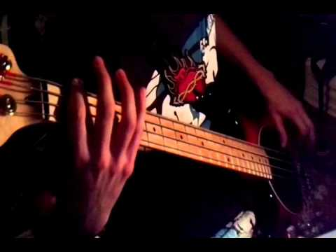 Walk This Way Aerosmith Bass Cover Left Handed Toys In