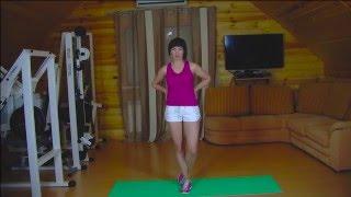 Видеоурок 8 Упражнения для укрепления мышц спины и ягодиц