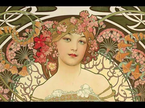 Art Nouveau - Alphonse Mucha (1860 - 1939)