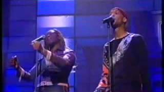 Craig David & Messiahbolical - Eenie Meenie Live TOTP awards