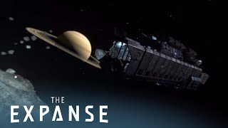 Syfy's The Expanse: Virtual Reality Tour of the Canterbury