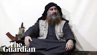 Gambar cover Isis leader Abu Bakr al-Baghdadi killed in US raid, Donald Trump confirms
