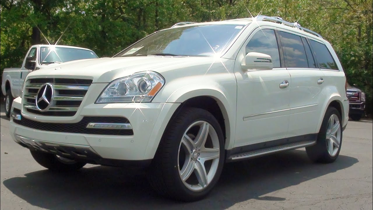 Mvs 2012 mercedes benz gl550 4matic youtube for 2012 mercedes benz gl550