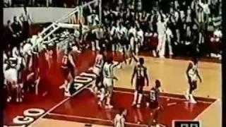 1987年 マイケル・ジョーダン vs チャールズ・バークリー