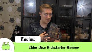Elder Dice Kickstarter Review