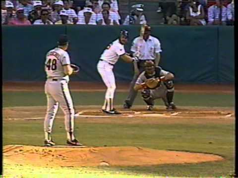 1989 All Star Game, BacktoBack HRs, Bo Jackson & Wade Boggs
