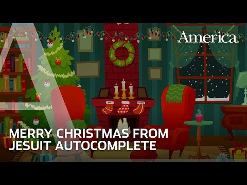 What do Jesuits talk about at Christmas? | Jesuit Autocomplete