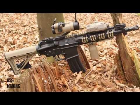ASG Maniak #15 Specna Arms SA-B04 RECENZJA.