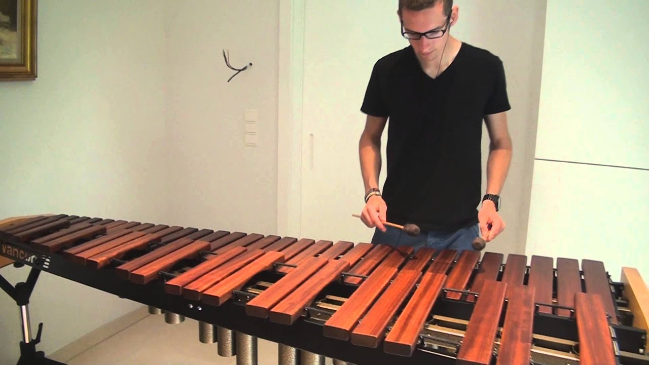 Fault Line - August Burns Red (Marimba)