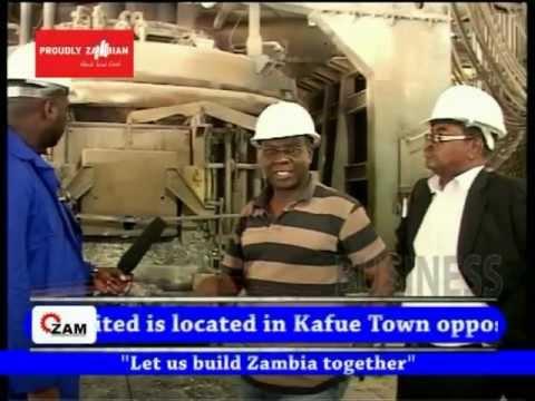 Proudly Zambian E04 - Universal Mining