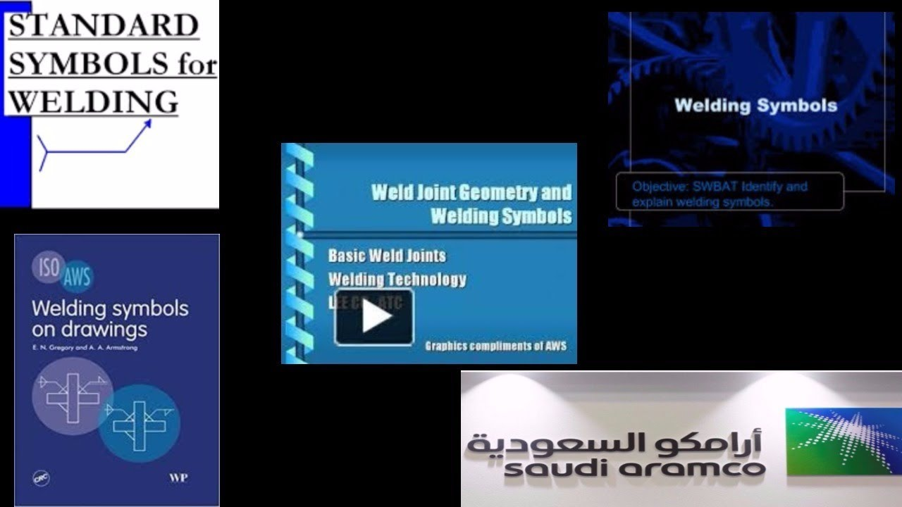 Welding Symbols Weld Joint Design Iso 2553 Std Youtube