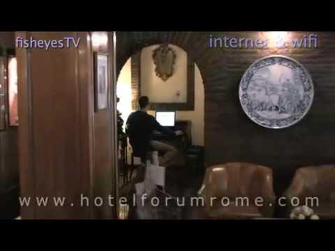 Hotel Forum Rome - Four Star Hotel Forum Rome Italy