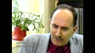 Olympia Dukakis | Apollo Dukakis envies Olympia's Oscar