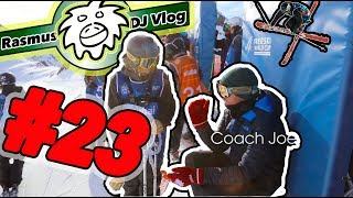 STUBAI WORLD CUP - Rasmus DJ Freeskier Vlog #23