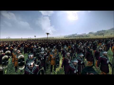 Total War: Rome II - Battle Chants