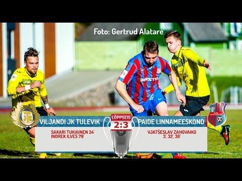 XXXIV voor 2015: Viljandi JK Tulevik