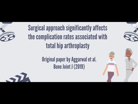 Surgical approach significantly affects the complication